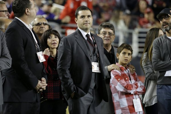 Dear Jed Friendly Advice Fixing 49ers