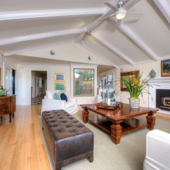 Wine Country Living Room Denim Furniture Home And Lush Landscaping Recreates In San Rafael The Courier