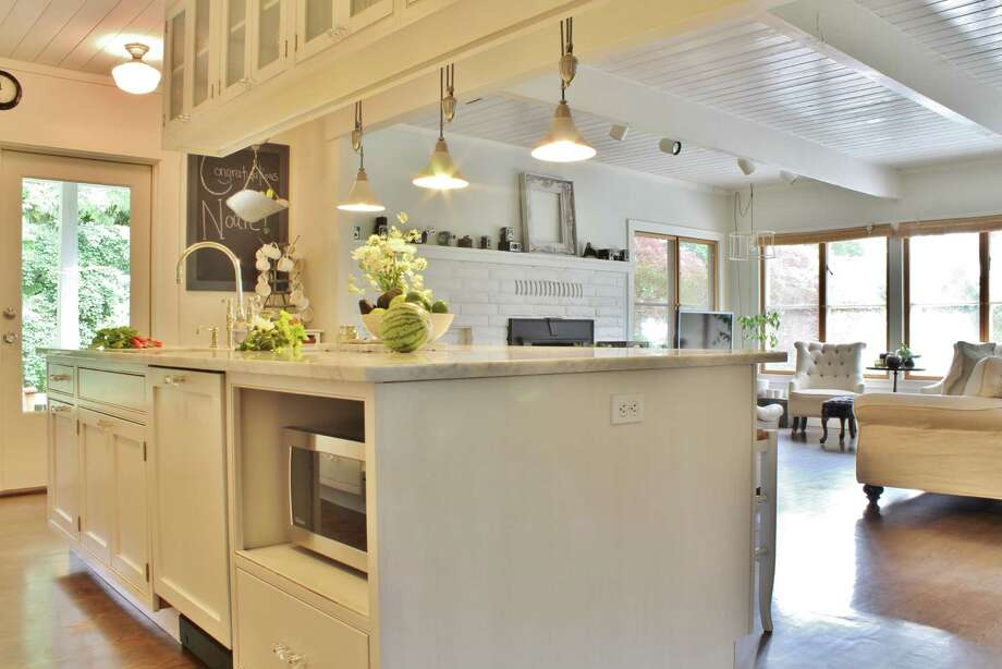 redesigning a kitchen recycling bins 4 quick tips for and organizing houston