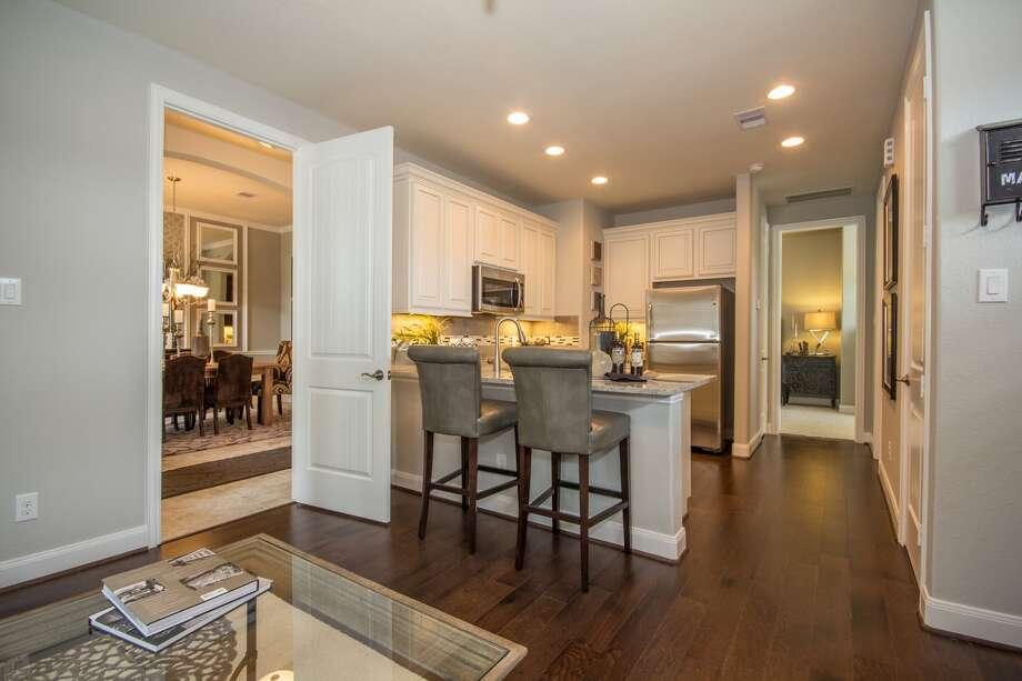 New Houston home designs include multigenerational