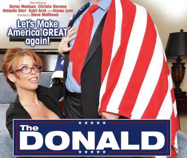 Hustler Releasing A Donald Trump Porn Parody On Tuesday