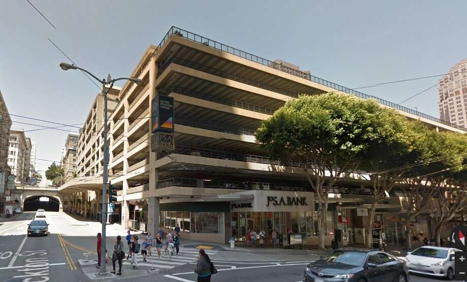 The cheapest parking garages lots in San Francisco neighborhoods  SFGate