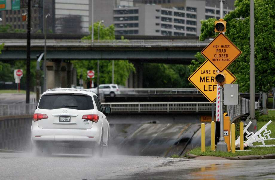 Commissioners want tax increase or reallocation of funds to fight flooding - Houston Chronicle