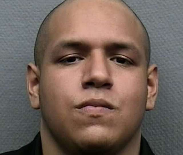 Alan Vargas 24 Was Arrested By The Houston Police Department Following A Two Month