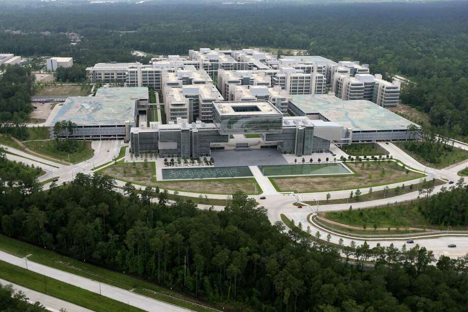ExxonMobil Campus Is A City Within A City Houston Chronicle