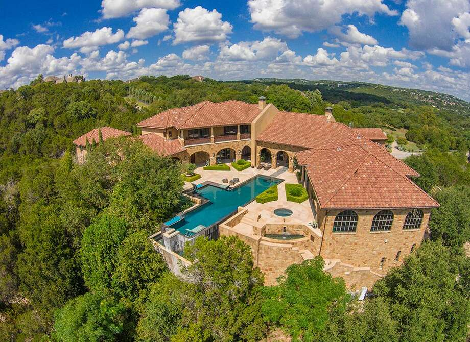 The Texas Mansion Of A Late Austin Entrepreneur Is Back On
