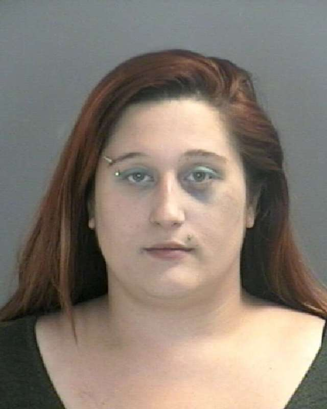 Albany Resident Krista Verga 24 Is Charged With Misdemeanor Prostitution After Her Sept