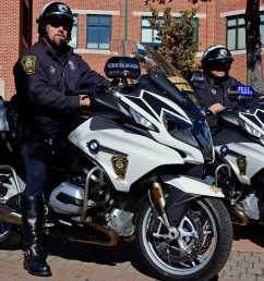 norwalk police retire harleys for lighter cooler bmw bikes [ 2048 x 1387 Pixel ]