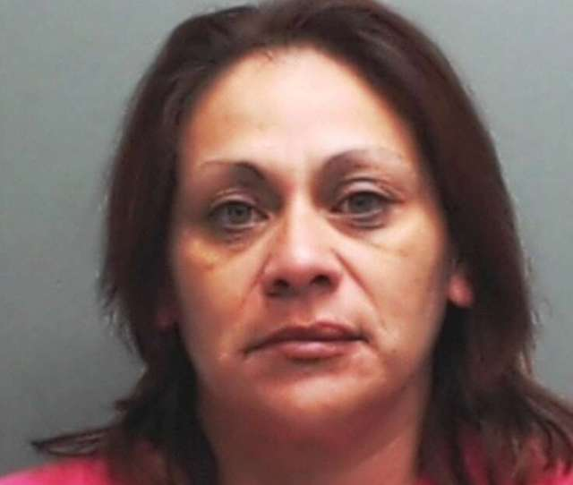 Nancy Cisneros 43 Faces Trafficking And Compelling Prostitution Charges After Being Accused Of Forcing