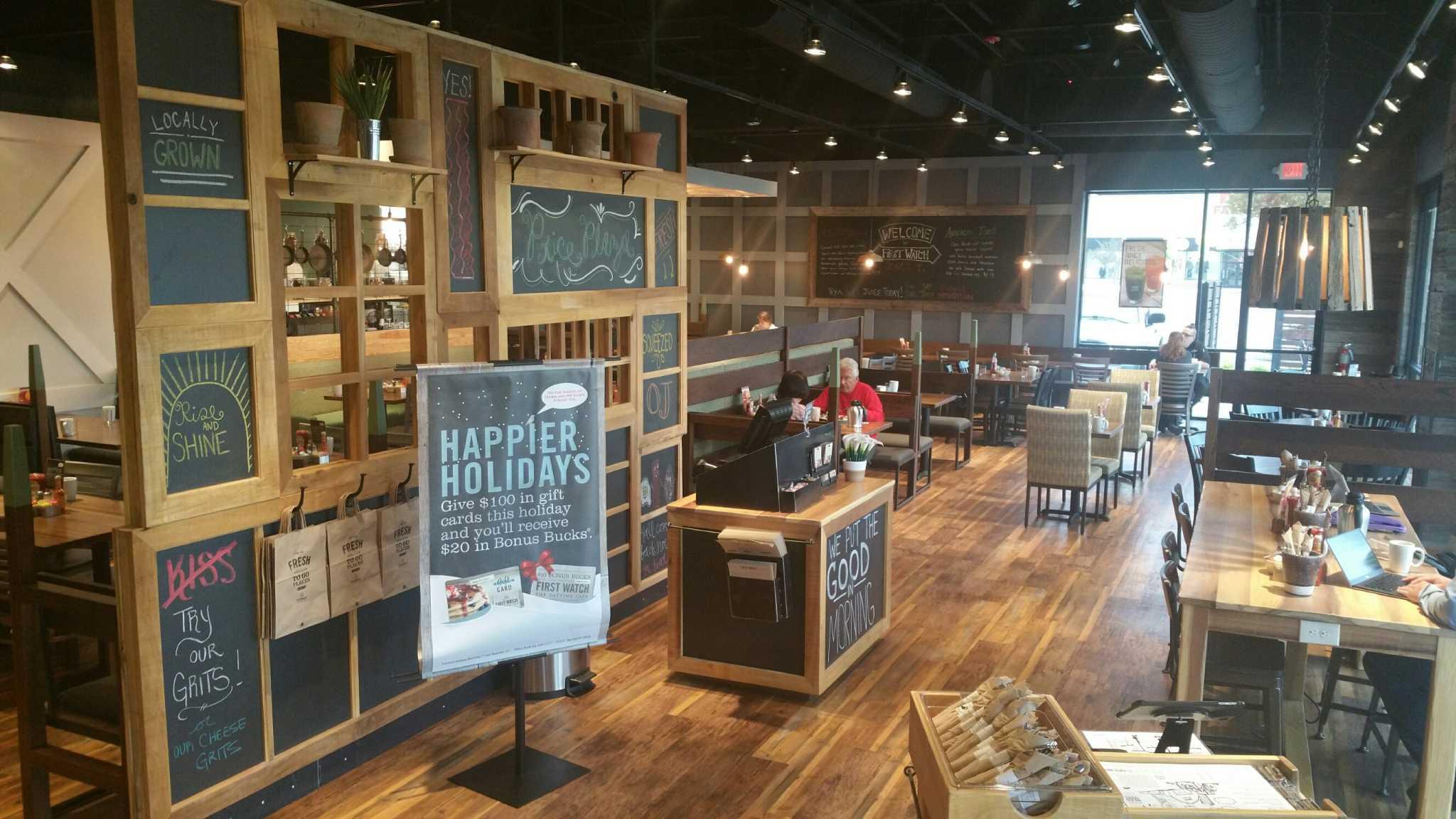 New First Watch restaurant opens in Houston  Houston