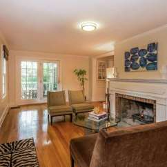 Formal Living Room With Brick Fireplace Design Pictures Philippines On The Market A Colonial In Yellow Darien News Has Home S Only It Is Wide Red