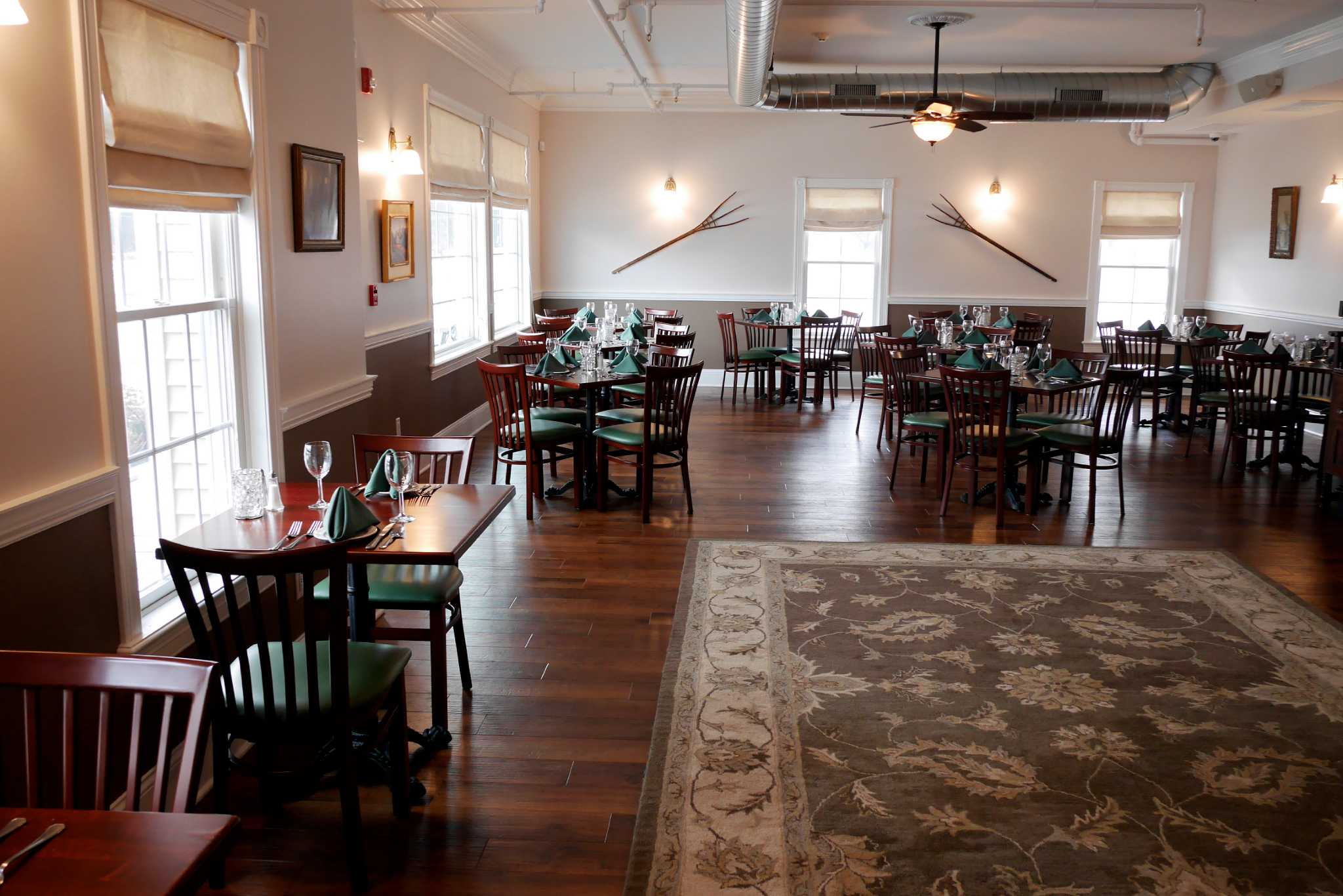 Restaurant Review Westfall Station Caf Averill Park  Times Union