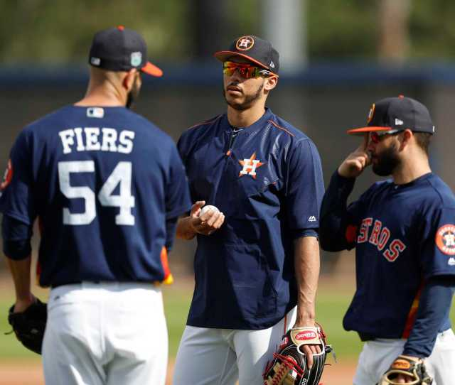 Astros Carlos Correa Mike Fiers Should Tell The Truth And