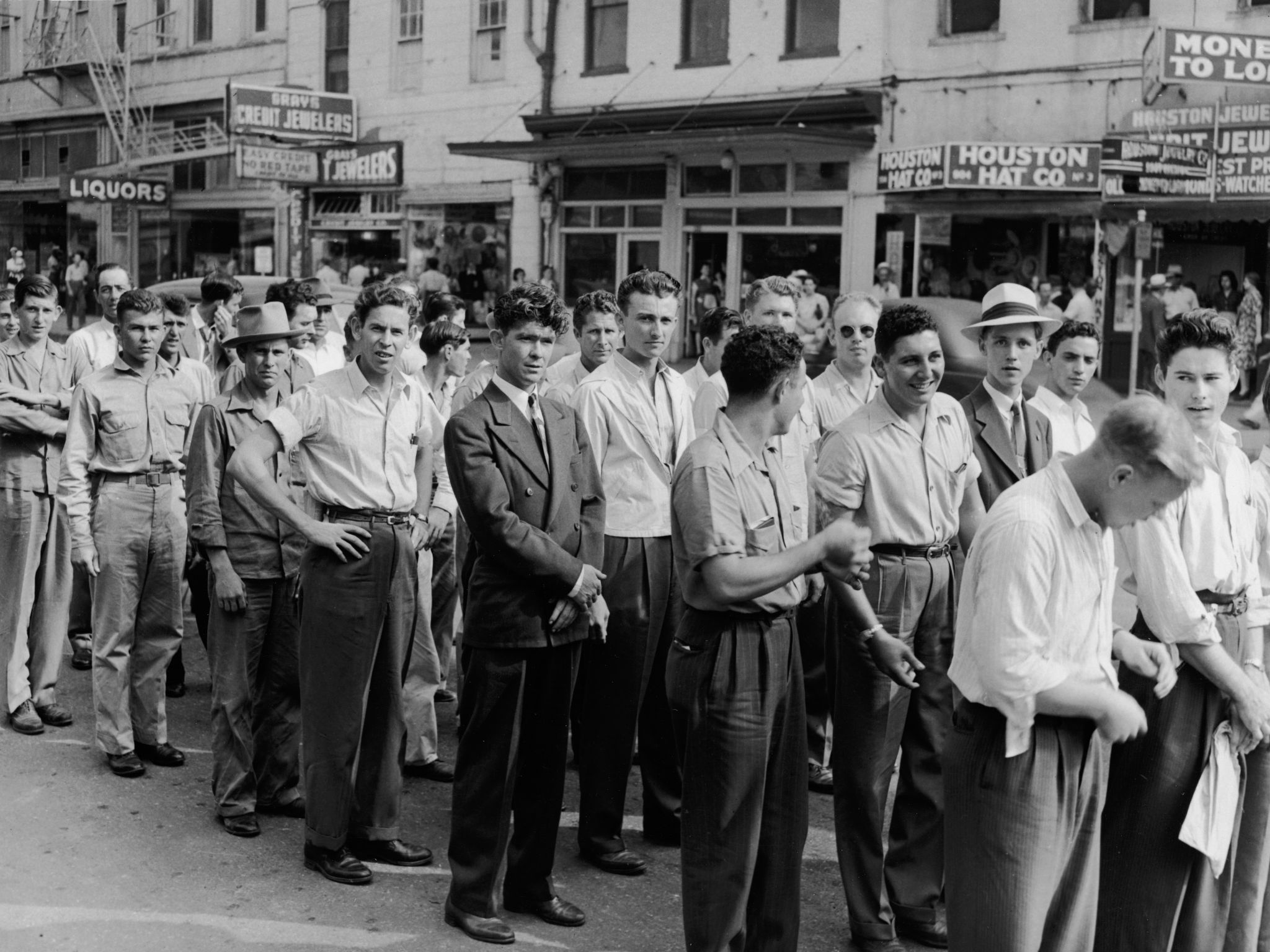 How Texas Reacted To And Benefited From World War Ii