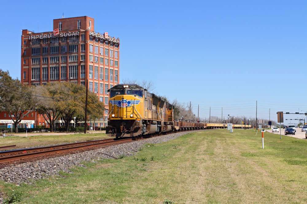 Union Pacific Starts Work On 550 Million Rail Yard In
