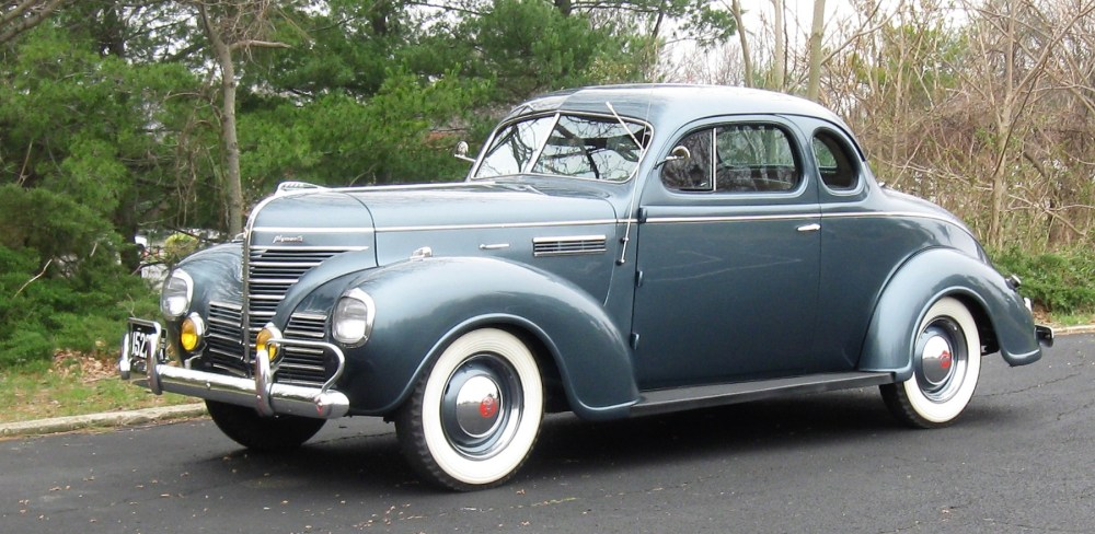 medium resolution of 1939 plymouth coupe owner becomes self taught restorer