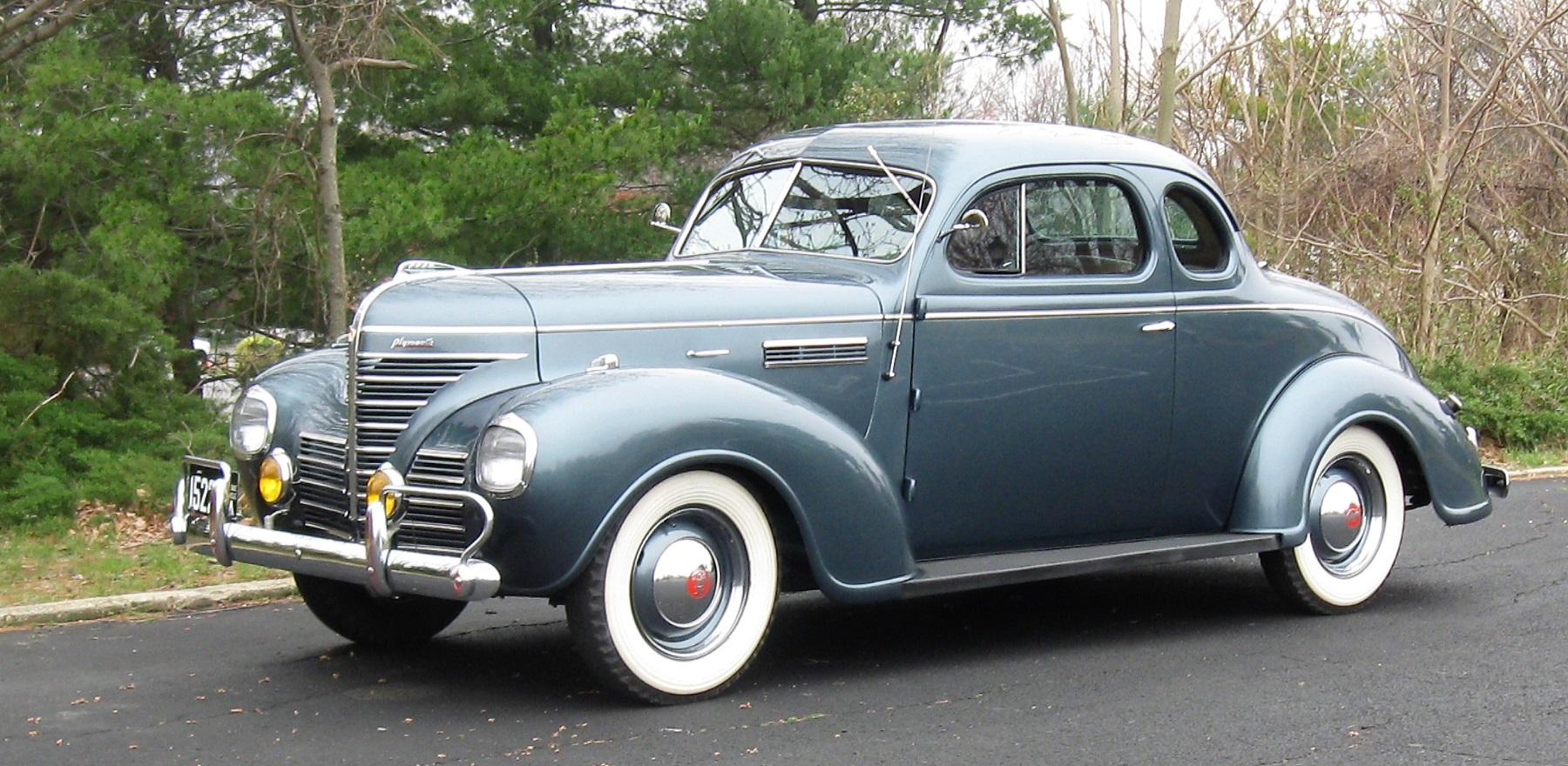 hight resolution of 1939 plymouth coupe owner becomes self taught restorer