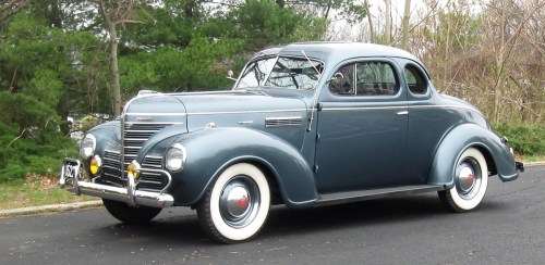 small resolution of 1939 plymouth coupe owner becomes self taught restorer