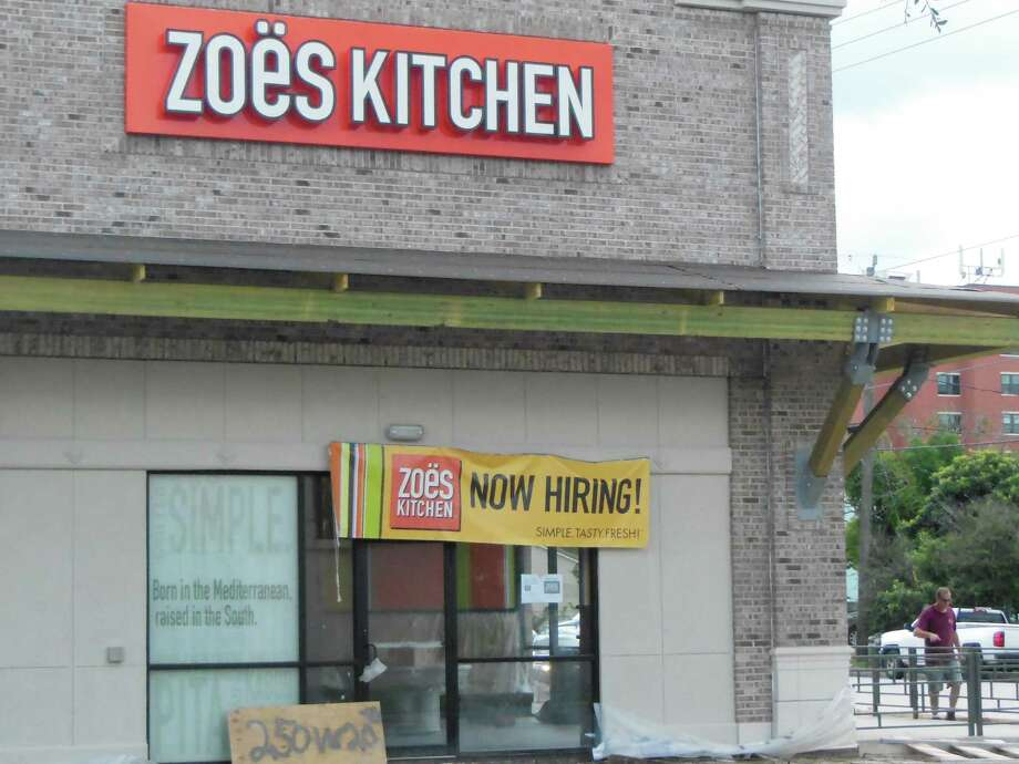 Zos Kitchen to double number of Houstonarea locations