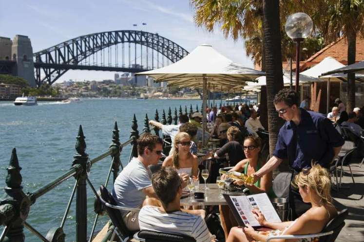 American's won't be traveling to Australia any time soon as the country has closed its borders to most outsiders.