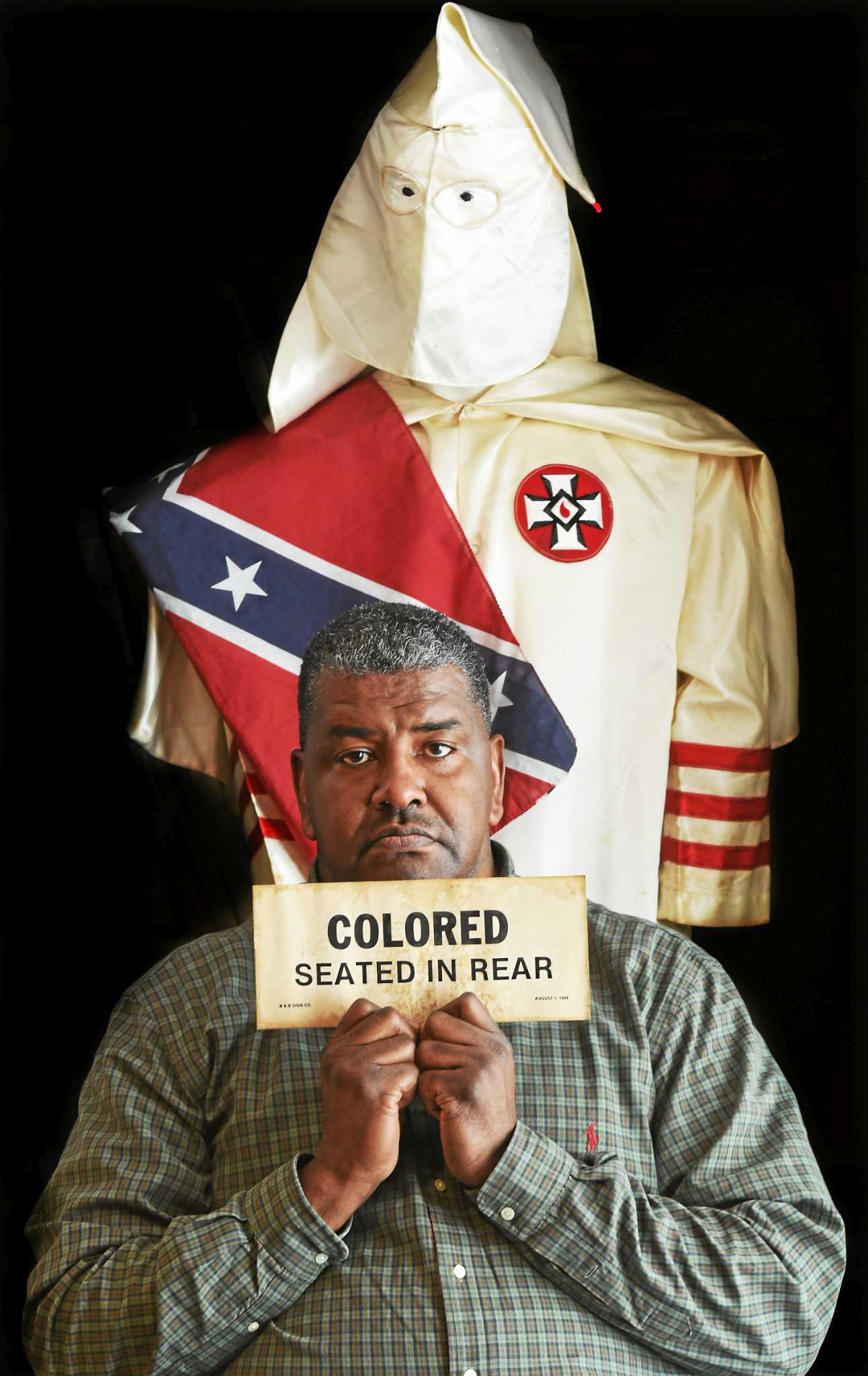 Branford mans basement a door to Americas racist history  New Haven Register