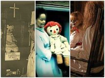 Real Annabelle Story Shared Lorraine Warren
