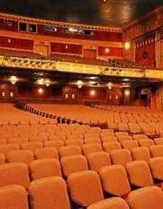 Interior shots of the warner theater torrington also revitalization team hard at work   theatre rh nhregister