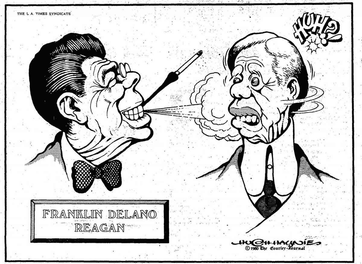 Looking back: Local newspaper ads and cartoons from the 1980s