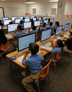 also charter schools see big gains in new study houstonchronicle rh