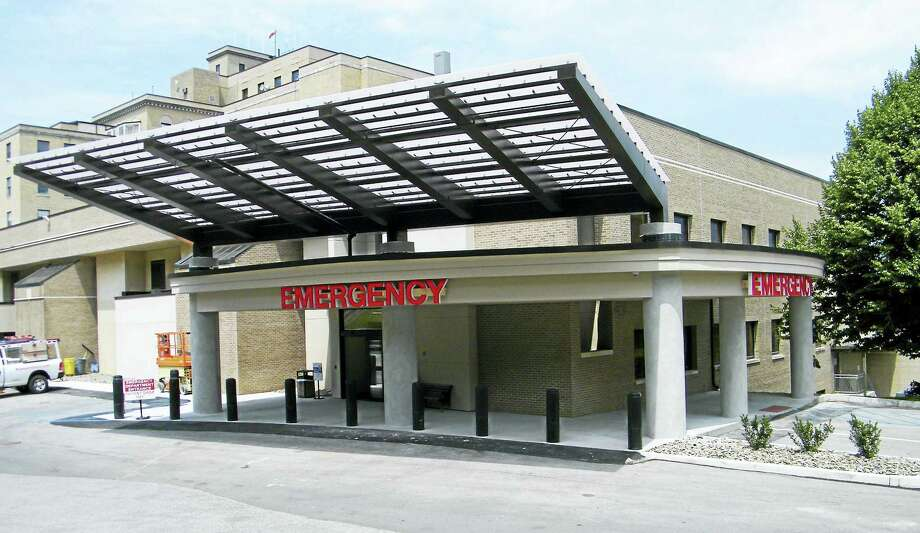Hospital opens new emergency room entrance  The Register