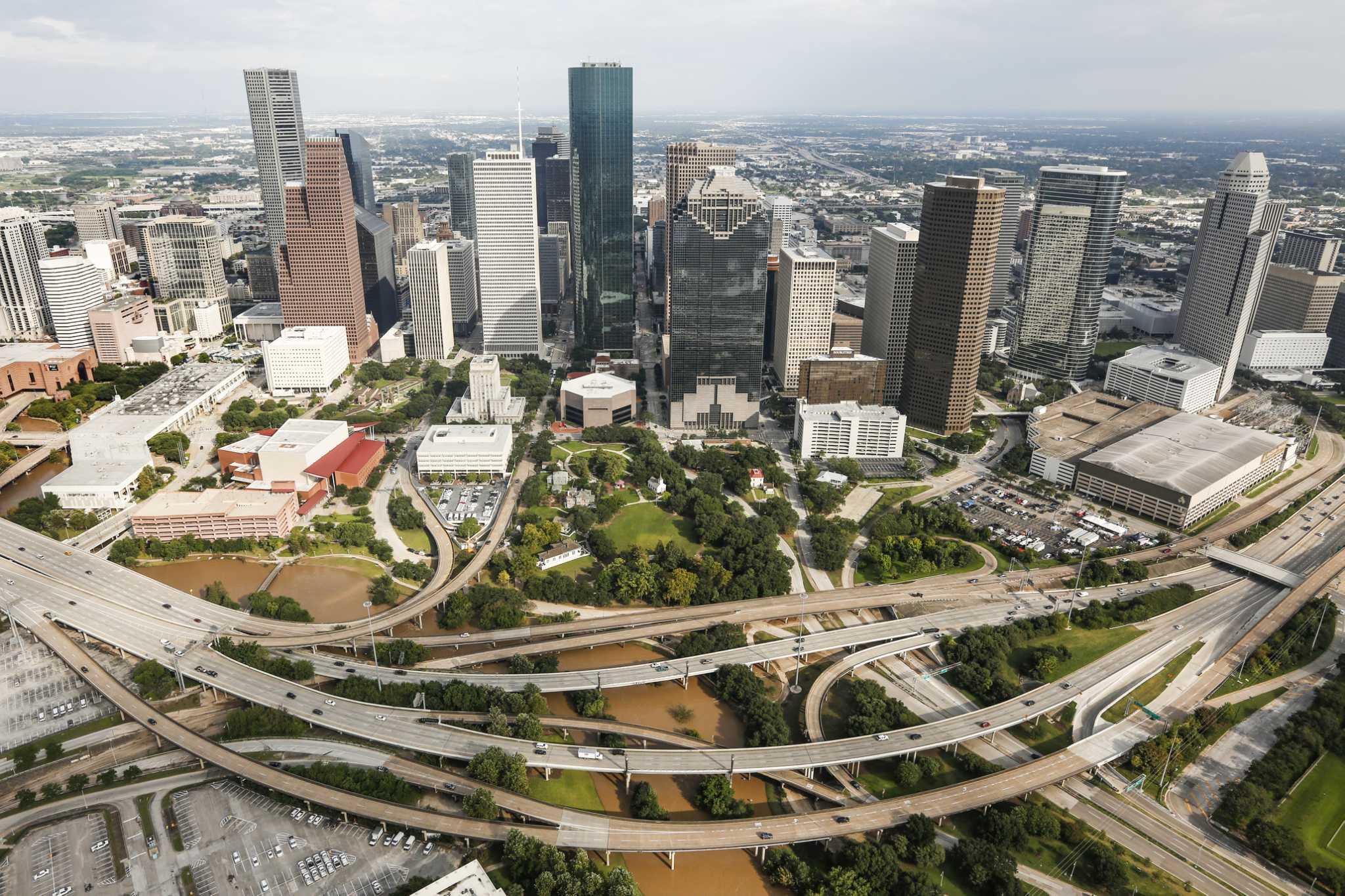 These Houston neighborhoods have the most reported crime according to HPD  Houston Chronicle