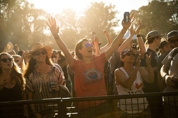Dawn Holliday Strictly Bluegrass Festival