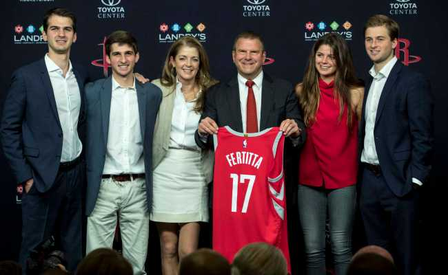 Rockets Ownership A Family Business Houston Chronicle