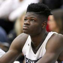 High Chair At Target Bedroom On Sale Texas F Mo Bamba Diagnosed With Concussion, Ruled Out Vs. New Hampshire - San Antonio Express-news