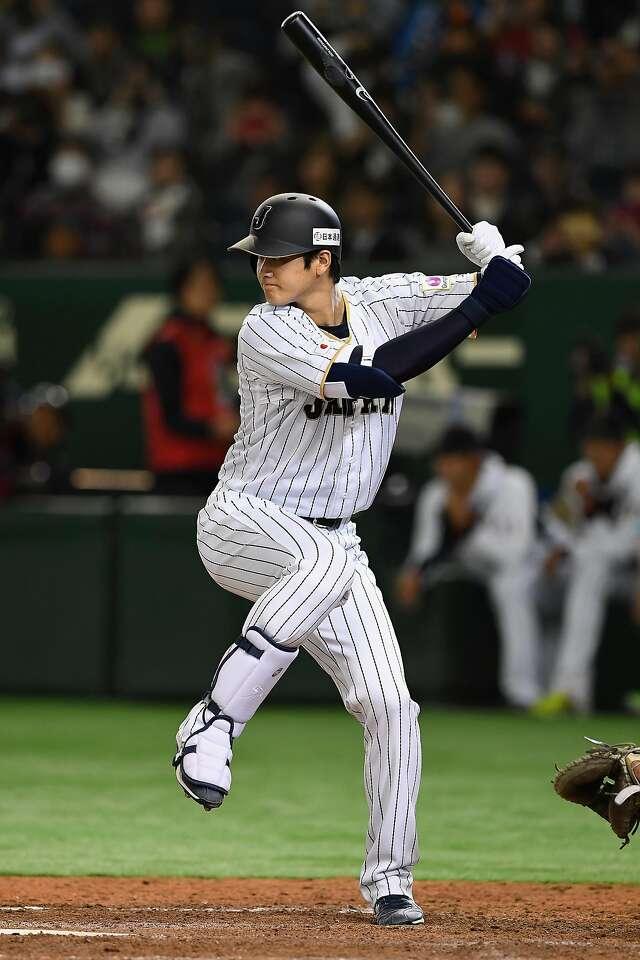 Why Giants make sense for Shohei Ohtani - SFChronicle.com
