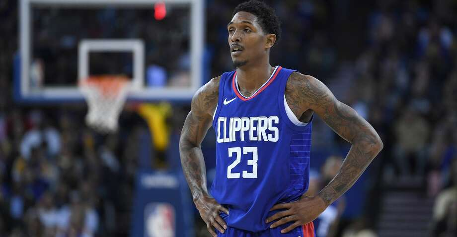 OAKLAND, CA - JANUARY 10:  Lou Williams #23 of the LA Clippers looks on against the Golden State Warriors during the first half of their NBA Basketball game at ORACLE Arena on January 10, 2018 in Oakland, California. NOTE TO USER: User expressly acknowledges and agrees that, by downloading and or using this photograph, User is consenting to the terms and conditions of the Getty Images License Agreement.  (Photo by Thearon W. Henderson/Getty Images) Photo: Thearon W. Henderson/Getty Images