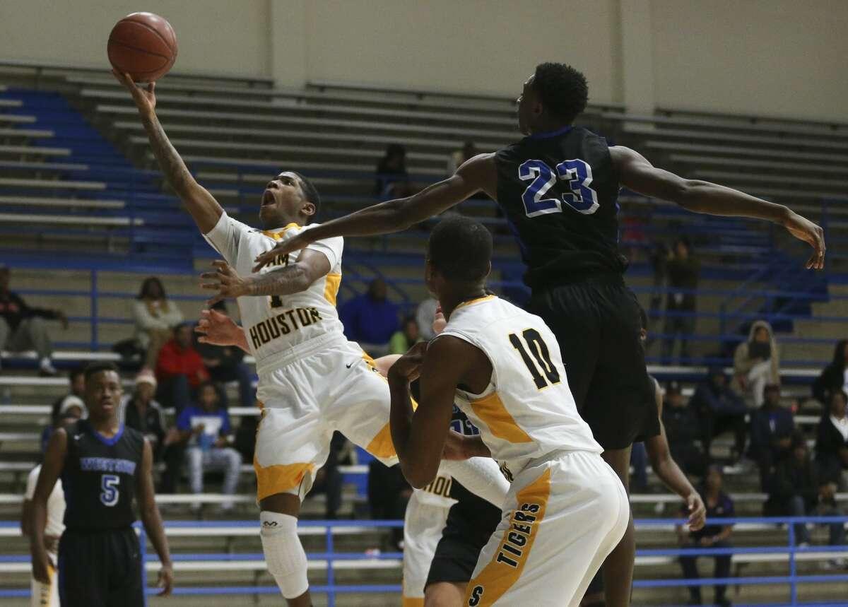 Houston's top high school basketball recruits (Class of 2018)