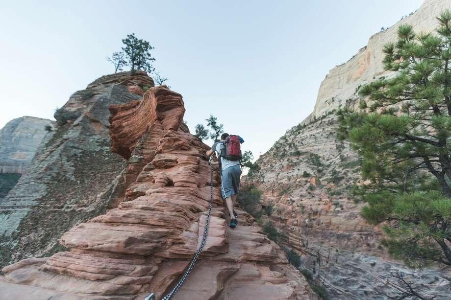 missing hiker s body