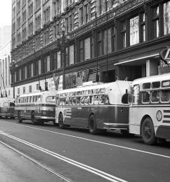 as wires crossed in 1949 muni championed electric bus future [ 2048 x 1186 Pixel ]