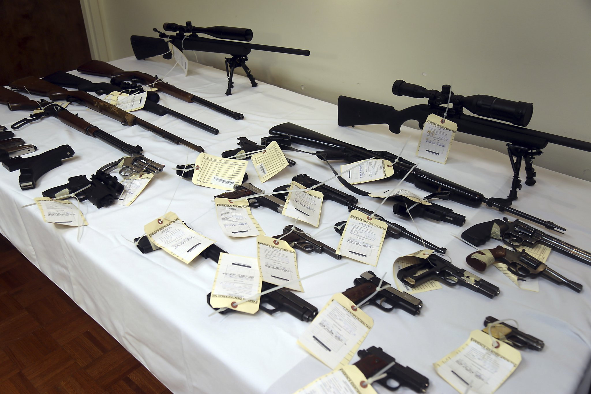 Gun Laws Here S How California And The Federal Government