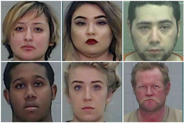 See The Mugshots Of The 62 Arrested In A Prostitution Sting In Midland And Odessa