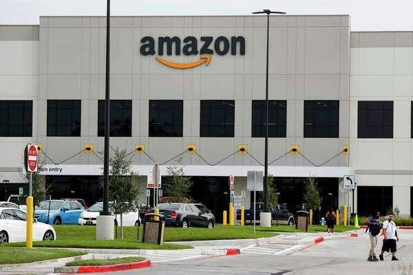Amazon commits $700 million to retrain workers in new skills -  HoustonChronicle.com