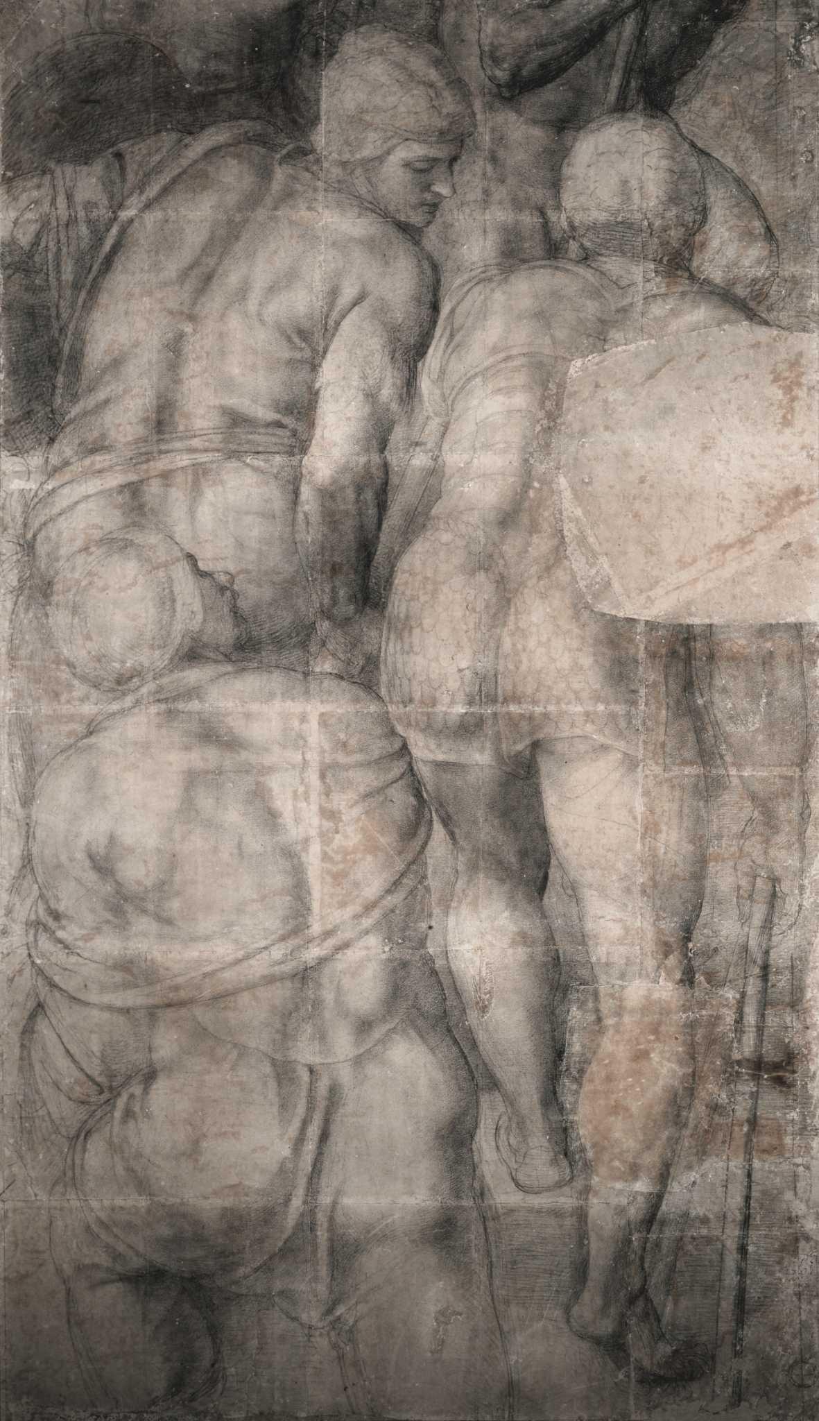 Michelangelo exhibit at Museum of Fine Arts Houston