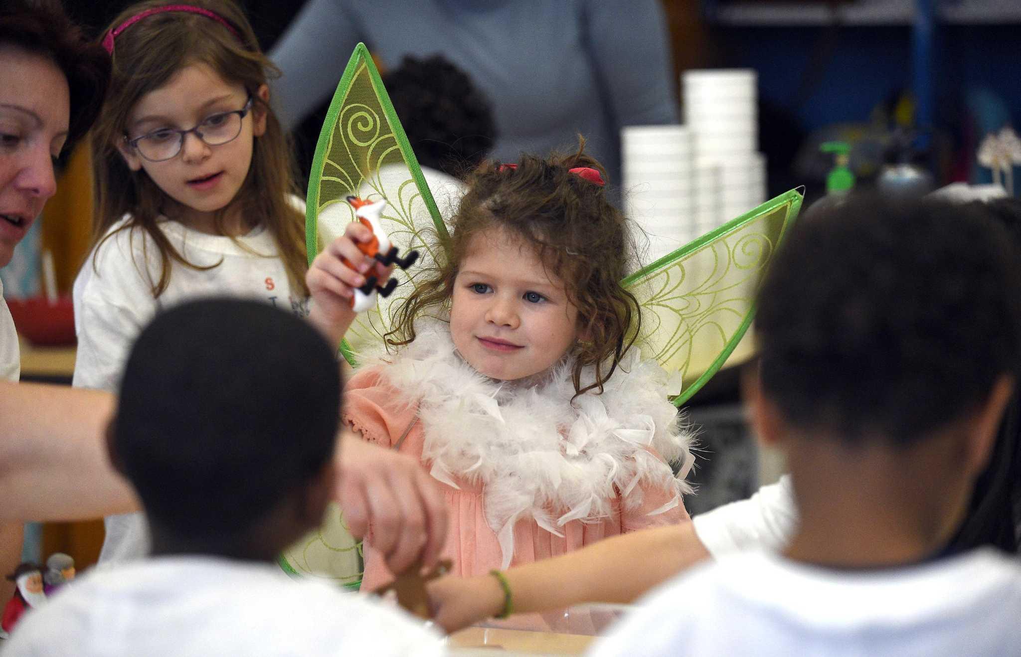 Kindergarten Stemfest Combines Fairy Tales Math And