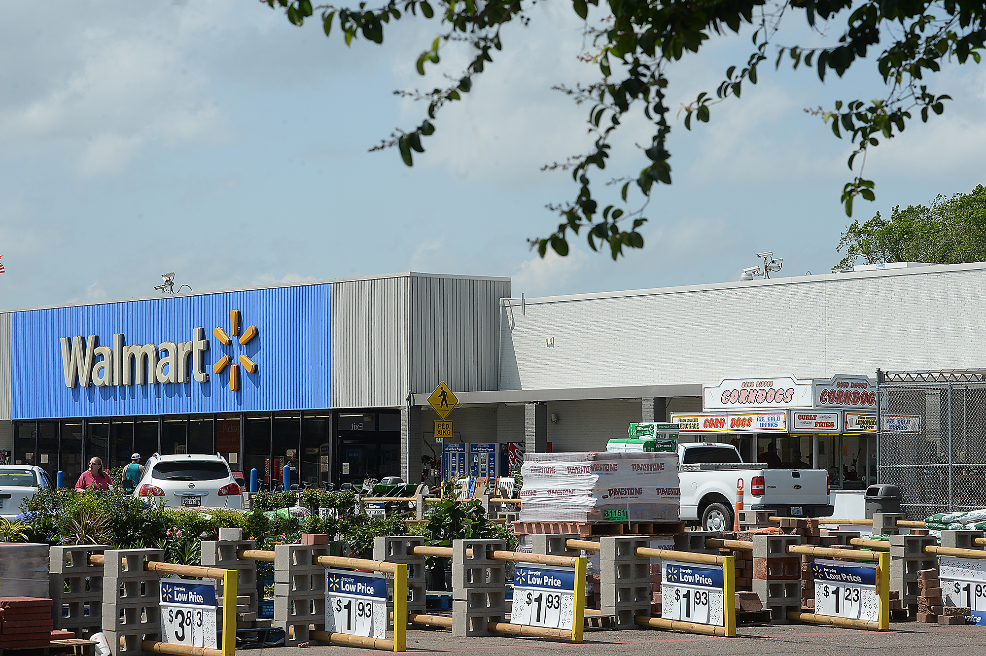 Bridge City Walmart getting upgrade but what will happen with the corndog stand  Beaumont