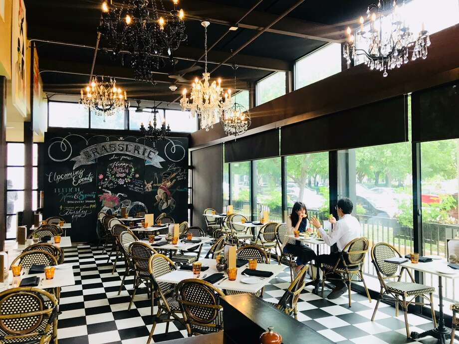 Alley Theatre and brasserie create French experience