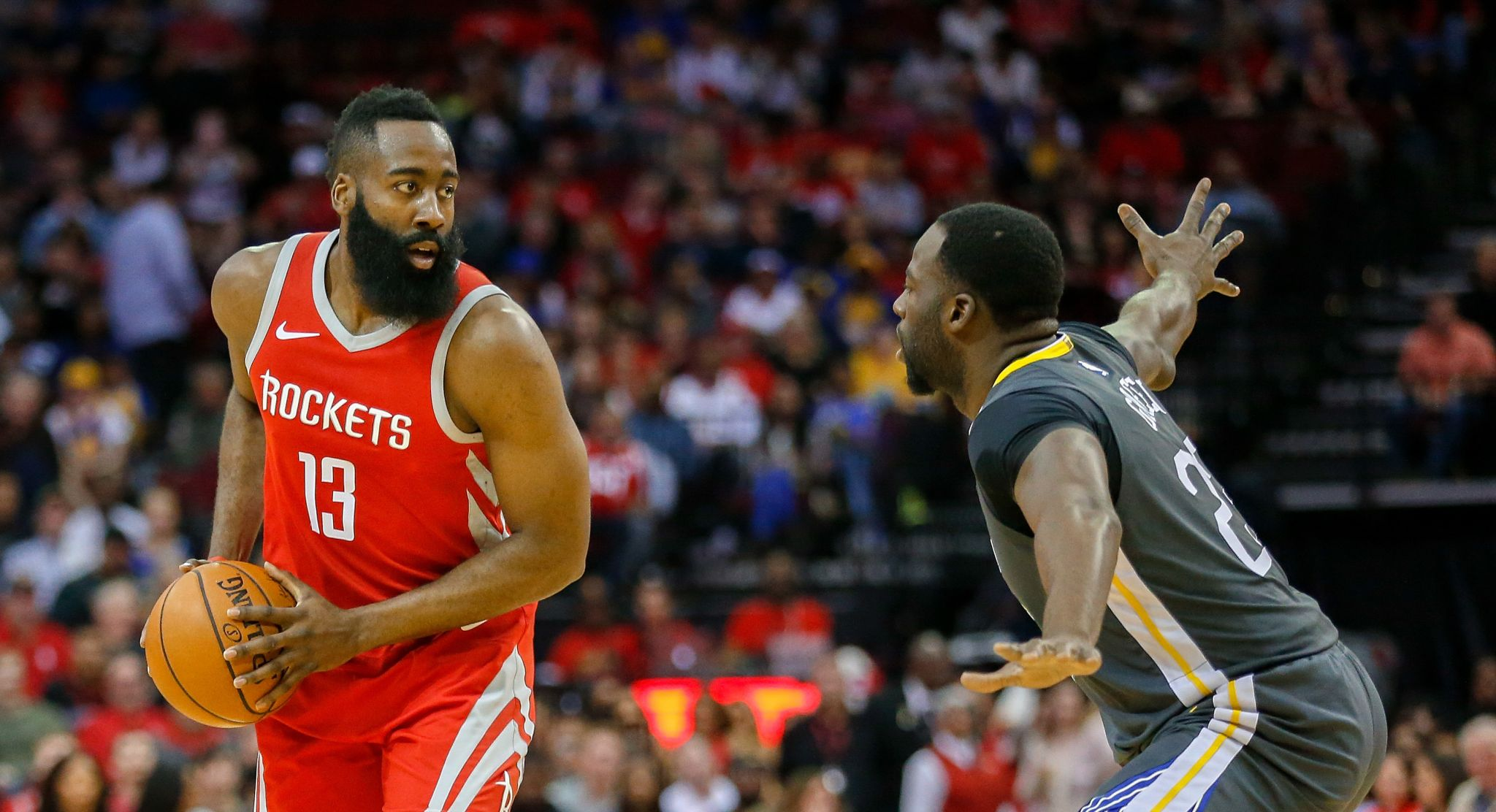 Stats of the day: Rockets vs. Warriors. Astros and more
