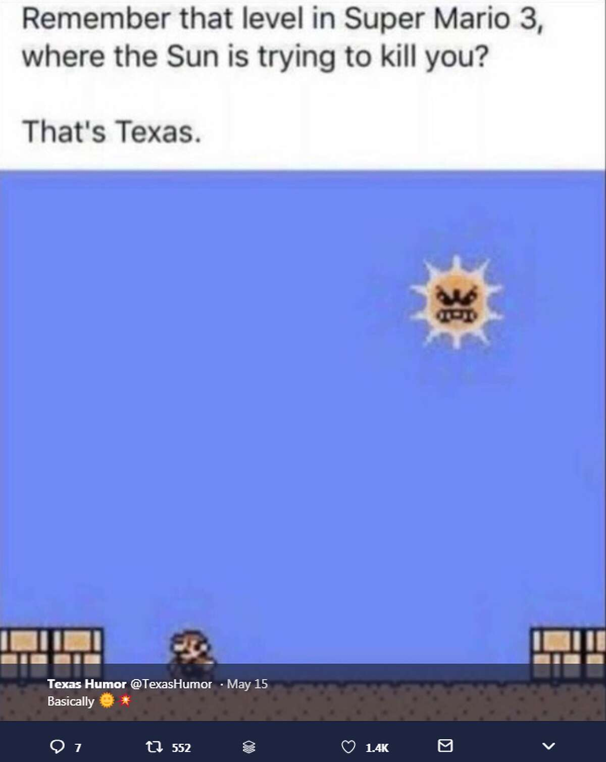Hot Weather Meme : weather, Texas, Weather, Memes