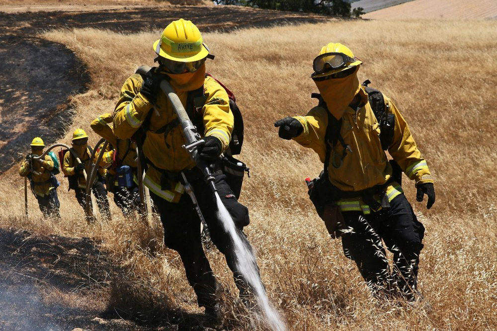 medium resolution of with wildfire season at hand california on slightly safer footing this year