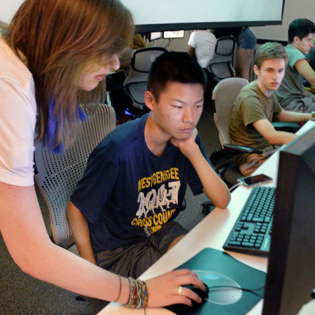 Photos: Architecture camp at RPI